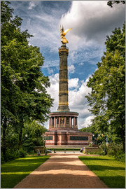 Sören Bartosch - Victory Column Berlin during Summer