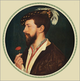 Hans Holbein d.J. - Simon George of Cornwall