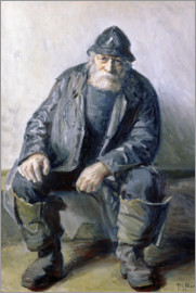 Michael Peter Ancher - Skagen Fisherman