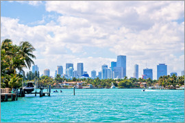 Hessbeck Photography - Skyline Miami