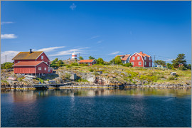 Christian Müringer - Summer in the Swedish archipelago islands