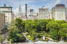 newfrontiers photography - Summer in New York City, Union Square