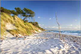 newfrontiers photography - Beach at the Baltic Sea