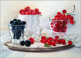 Maria Mishkareva - summer berries