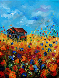 Pol Ledent - summer field