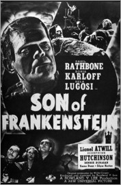 Son Of Frankenstein, 1939.