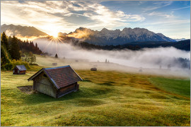 Achim Thomae - Upper Bavrian Sunrise