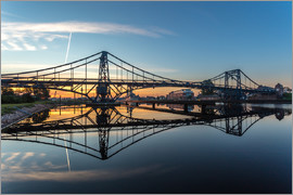 Stephan Giesers - Sunrise at Kaiser-Wilhelm-Bridge