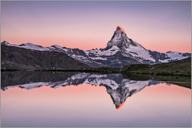 Achim Thomae - Sunrise, Matterhorn - Zermatt, Switzerland