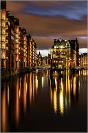 Achim Thomae - Warehouse District; Hamburg - Germany