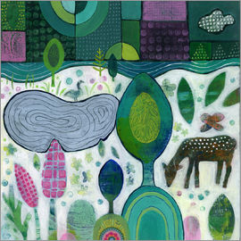 Janet Broxon - Playful Dawn