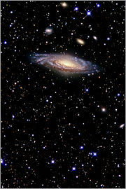 R Jay GaBany - Spiral galaxy in the constellation Pegasus
