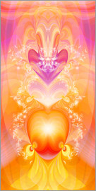 Dolphins DreamDesign - Spirit Love - I follow my loving heart