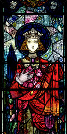 Harry Clarke - St. Elizabeth of Hungary