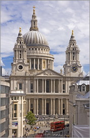 Walter Rawlings - St. Paul's Cathedral, London