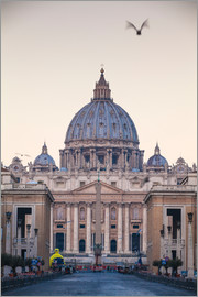 Jane Sweeney - St. Peters Basilica, Vatican