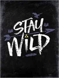 Barrett Biggers - staywildprint