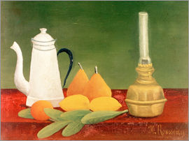 Henri Rousseau - Nature morte