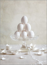 Nailia Schwarz - Still Life with Eggs