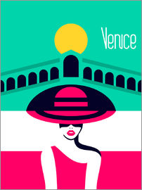 Sasha Lend - Stylish Journey - Venice