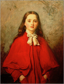 Sir John Everett Millais - Bright Eyes