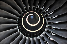 HADYPHOTO by Hady Khandani - JET ENGINE FAN 2