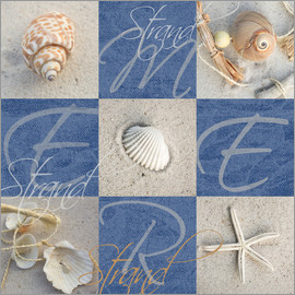 Kathrin Strassek - Beach finds I