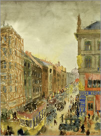 Carl Grossberg - Straße in Berlin