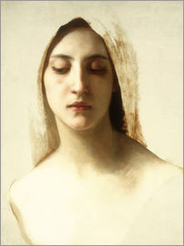 William Adolphe Bouguereau - Study for 'La Charite'