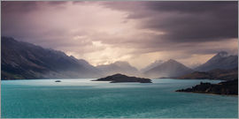 Sebastian Warneke - Storm over Glenorchy