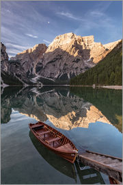 Achim Thomae - Braies Lake, Dolomite Alps