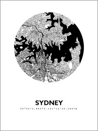 44spaces - Sydney City Map HFR 44spaces