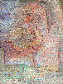 Paul Klee - Dancer, 1932