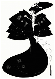 Aubrey Vincent Beardsley - Dance of Salomé