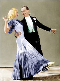 THE GAY DIVORCEE, Ginger Rogers, Fred Astaire