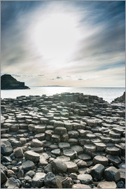 Michael Runkel - The Giants Causeway, UNESCO World Heritage Site, County Antrim, Ulster, Northern Ireland, United Kin