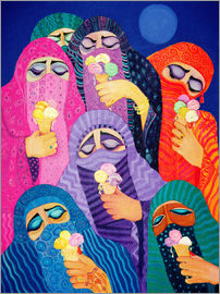 Laila Shawa - The Impossible Dream, 1989