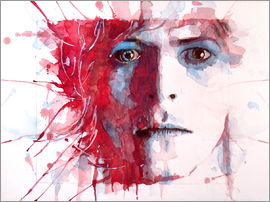 Paul Paul Lovering Arts - La estrella más guapa, David Bowie
