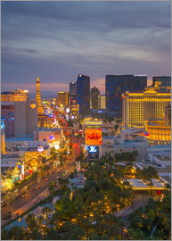 Alan Copson - The Strip, Las Vegas, Nevada, United States of America, North America