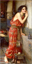 John William Waterhouse - Thisbe