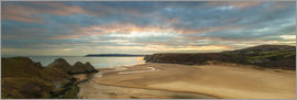 Billy Stock - Three Cliffs Bay, Gower