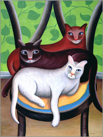Jerzy Marek - Three is a Crowd