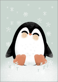 Kanzi Lue - Animal Friends - The Penguin