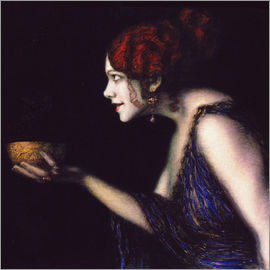 Franz von Stuck - Tilla Durieux as Circe