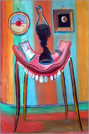 Diego Manuel Rodriguez - Table with teeth