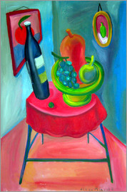 Diego Manuel Rodriguez - Table and wine