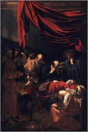 Polidoro da Caravaggio - Death of the Virgin