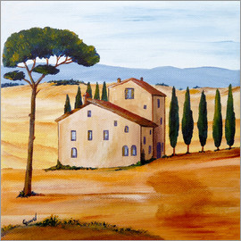 Christine Huwer - Tuscany