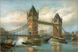 English School - Tower Bridge, London