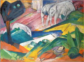 Franz Marc - dream
